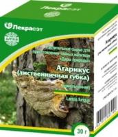 """Агарикус (лиственничная губка) 30 гр. Ч.Н. """"Дары Природы"""""""