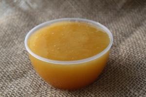 Мёд с кедровой живицей (0.2л)
