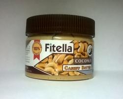 Паста кешью с кокосом Fitella, 300гр.