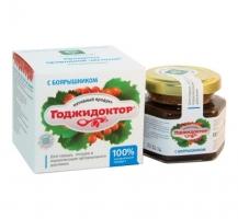 Годжидоктор® с Боярышником (при инфаркте, инсульте, давлении)  100 мл, стекло
