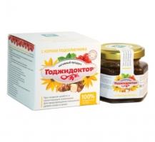 Годжидоктор ®  с корнем Подсолнечника (при диабете)100 мл, стекло