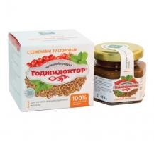 Годжидоктор ®  с семенами Расторопши (для печени)100 мл, стекло