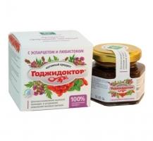 Годжидоктор ® с Экспарцетом и Любистоком(при импотенции)100 мл, стекло