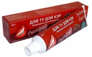 Зубная паста DAY 2 DAY CARE Гвоздика 100 мл