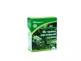 Пастушья сумка обыкновенная трава, 50 г