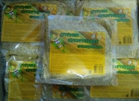 Отруби кукурузные, 200гр