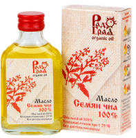 Масло семян чиа, Радоград, 100мл
