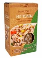 """Макароны из полбы цельнозерновые """"Ракушки"""" 400гр"""