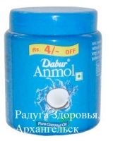 Масло для волос  Dabur Anmol кокосовое 175 мл