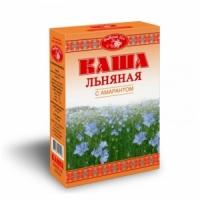 """Каша льняная """"Добрый лён"""" с амарантом 400гр"""