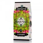 """Чайный напиток """"Северный чай"""" Иван-чай ферментированный со смородиной, пирамидка 30г"""