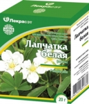 Лапчатка белая корень (коробка)25 г