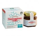 Годжидоктор ®  с Карнозимом (эликсир молодости и долголетия)  100 мл, стекло