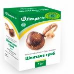 "Шиитаке, гриб 10 гр. Ч.Н. ""Дары Природы"""