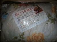 Подушка из шелухи гречихи, 40*60