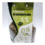 Семена конопли пищевой 200гр