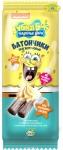Спанч Боб Батончики безглютеновые витаминизированные 20гр с начинкой крем-брюле