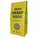 "Конопли семена ""Green Hemp seeds"" 150гр Премиум"