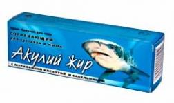Акулий жир с Муравьиной кислотой крем для тела 75 мл для суставов и мышц