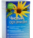 Чистый организм пектин инулиновый комлекс саше №20х5 г
