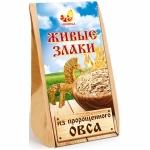 Хлопья овсяные пророщенные к\п 300 гр (Дивинка)