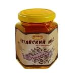 """Мёд Алтайский """"Разнотравье"""",  250 гр, стекло"""