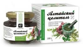 Бальзам медово-растительный «Алтайский целитель»