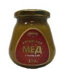 Мед Алтайский с ПЫЛЬЦОЙ, 330 гр